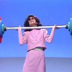 Gilda Radner as Jackie O - Saturday Night Live