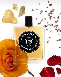 Brûlure de Rose : Parfumerie generale :