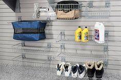 Stressed about spring cleaning? Potomac Garage Solutions offers a variety of garage storage systems to make your spring cleaning a breeze! Visit our website to learn more or call for a free estimate!
