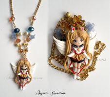 Eternal Sailor moon by AngeniaC