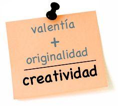 Valentia + Originalidad - Creatividad