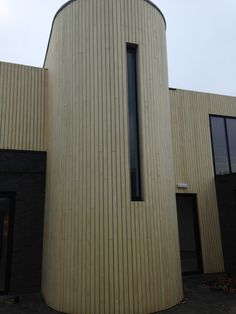 Accoya® Cladding was used for an extension on The Ponoma School in The Netherlands. http://www.accoya.com/projects/project/accoya-breathes-new-life-into-dutch-school #accoya #wood