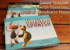 Song School Spanish Review: Sam's Noggin