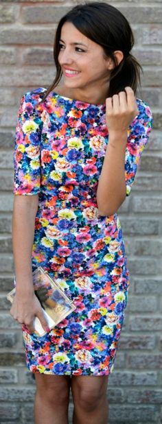 Bright + Floral