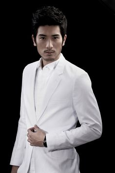 (5) godfrey gao | Tumblr