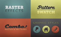 Creating Seamless Textures #Illustrator