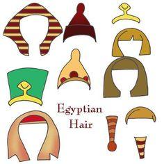 Fichas infantiles antiguo Egipto