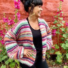 Lala Berlin, Crochet, Knitting, Sweaters, Fashion, Knit Jacket, Tejidos, Moda, Tricot