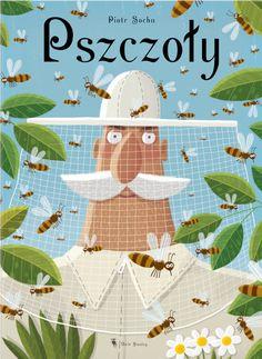 Pszczoły - książki dla dzieci | ambelucja.pl