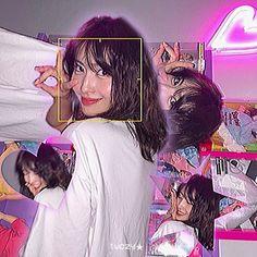 Hirai Momo, Edit Icon, More Icon, Wall Collage, Photo Editing, T Shirts For Women, Cute, Idol, Anime