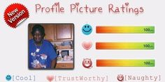 Find Out Your Profile Picture Ratings