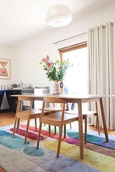 House Tour: A Gorgeous, Graphic Australian Home Trendy Home Decor, Home Decor Trends, Home Decor Inspiration, Interior Design Boards, Australian Homes, Traditional Decor, Eclectic Decor, Minimalist Decor, Contemporary Decor
