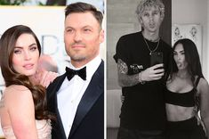 29 Pictures Of Donald Trump With Women That Are Hard To Look At Now Megan Fox News, Donald Trump Pictures, Brian Austin Green, John F Kennedy, Getting Back Together, Ringo Starr, People Magazine, Sabrina Carpenter, Love And Respect
