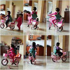 Back Bag, Baby Strollers, Gym Equipment, Bike, Children, Baby Prams, Bicycle, Young Children, Trial Bike