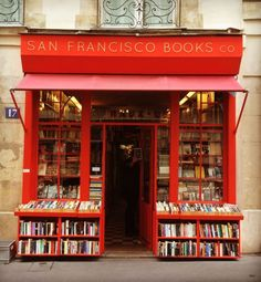 Two bookstores with Bay Area roots thrive in Paris