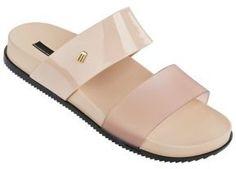 Melissa Cosmic Slide Sandals