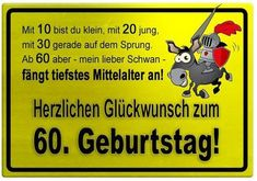 Yellow sign with donkey and knight for birthday – birthday sayings world - Modern Birthday Woman, 70th Birthday, Birthday Wishes, Happy Birthday, Funny Birthday Cards, Birthday Images, Birthday Quotes, Happy Anniversary Quotes, Work Anniversary