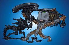 214 Best Predator images in 2019 | Alien vs predator, Predator movie