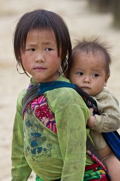Hmong Tribe, North Vietnam