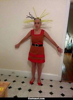 Rugrats Costume, 90s Halloween Costumes, 90s Costume, Funny Costumes, Group Costumes, Halloween Town, Halloween Cosplay, Diy Costumes, Cosplay Costumes