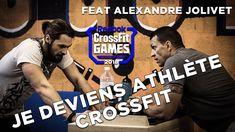 Decouvrez l'entrainement d'un athlete #crossfit  https://youtu.be/74ZI93DGb80
