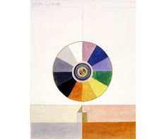 Hilma af Klint October 26 1862 October 21 1944 was a Swedish artist and mystic whose paintings were amongst the first abstract art A considerable body Piet Mondrian, Wassily Kandinsky, Abstract Painters, Abstract Art, Sophie Taeuber Arp, Augustin Lesage, Tantra Art, Modern Art, Contemporary Art