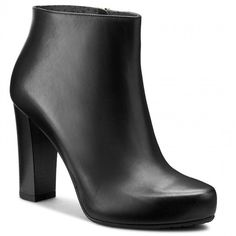 Botine GINO ROSSI - Serena DBH225-S82-0005-9900-0 99 Booty, Model, Shoes, Fashion, Moda, Swag, Zapatos, Shoes Outlet