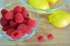 Raspberry Lemonade made the way it was supposed to be: with real fruit.