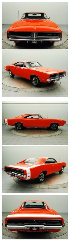 1969 Dodge Charger R/T #classiccars #CTins