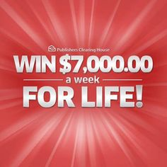 My dream will come true on Pinterest   Publisher Clearing House