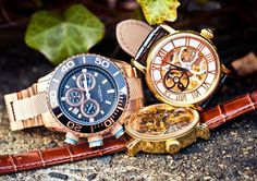 Bold Watches ft. Joshua & Sons