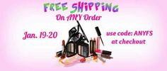 Youravon.com/jrichey for your Avon needs. Thank you.  Have a blessed one. Message me for any questions.