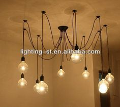 10 Lights Edison Chandelier/ceiling Light /pendant Lamp Lighting Fixture Photo, Detailed about 10 Lights Edison Chandelier/ceiling Light /pendant Lamp Lighting Fixture Picture on Alibaba.com.