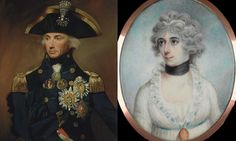 29 January - while her natural father Horatio raised his admiral's pennant on HMS St George at Torbay, ready to sail for the Baltic, Horatia was born in the Piccadilly residence of her mother Emma's husband Sir William Hamilton.