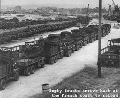 514th QM Truck Regiment - Red Ball Express