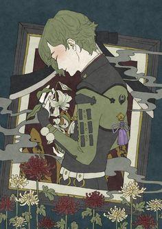 Media Tweets by 櫻 (@LITTLE_CRIMSONs)   Twitter Character Concept, Character Art, Concept Art, Character Design, Rantaro Amami, Beautiful Dark Art, Happy Tree Friends, Manga Boy, Touken Ranbu