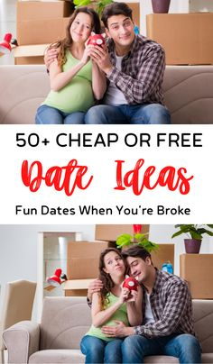 50+ CHEAP OR FREE Date Ideas - These super fun cheap or free date ideas are perfect for teens or married couples alike when money is tight. These romantic dates include cute cheap date ideas as well as many dates that don't cost any money at all that can be done at home. Free dates include ideas for summer, fall, winter and spring dates. Fun creative things to do for couples here that won't break the bank! Date ideas   Easy dates   Couple dating #dateideas #datenight #freedateideas #date Free Date Ideas, Unique Date Ideas, Cheap Date Ideas, Day Date Ideas, How To Improve Relationship, Relationship Advice, Summer Fall, Fall Winter, Spring