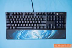 Sades Frost Staff Optical Mechanical Keyboard Review - LK Optical Switch - ShopzadaPH Tech Reviews Scroll Lock, Computer Keyboard, Frost, Things To Come, Tech, Computer Keypad, Keyboard, Technology