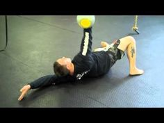 Kettlebell Athletics- Kettlebell Armbar for Shoulder Stability & Mobility