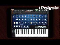 KORG iPolysix for iPad mini & iPad