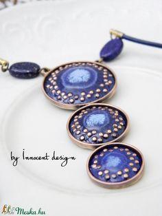 Enemel pendant by INNOCENTdesign
