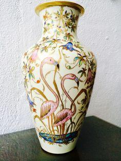 JKW Carlsbad pintado a mano con oro auténtico