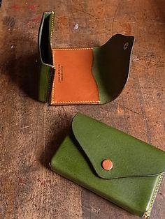 財布、ベルト、革小物、ハンドメイドレザークラフト リュテス - wallet