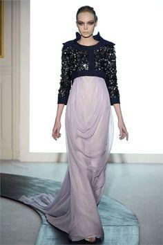 Sfilata Valentino Parigi - Alta Moda Autunno Inverno 2008/2009 - Vogue