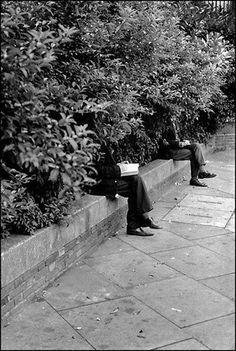 Уличный фотограф Нильс Йоргенсен Дания