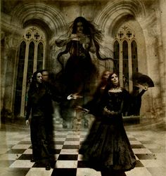 Dance Macabre by ~Fenrizulf