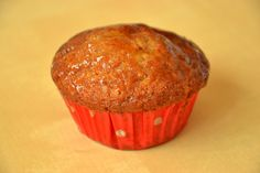Pear, Honey & Cinnamon Muffins