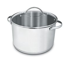Cuisinox POT-DE24 Deluxe Covered Dutch Oven, 6.8-Liter -- New and awesome product awaits you, Read it now  : Dutch Ovens