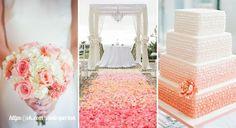 [#цвет_свадьбы@wedexpertnn | Коралловый ]  Коралловый цвет и его оттенки широко используются для свадеб. Особенно он популярен на Западе, ведь многие голливудские звезды примеряют на себе гламурные коралловые наряды. Но сейчас мода на этот цвет распространилась также относительно свадеб. Платье и костюм в коралловых тонах смотрятся волнующе, иногда даже экстравагантно. Что касается цветового оформления зала для проведения торжества, то преобладание кораллового позитивно отражается на…