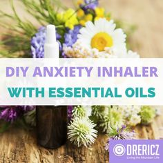 Beating stress and anxiety can be as easy as making a simple DIY essential oil inhaler. Here are essential oils for stress and anxiety recipes you can use.
